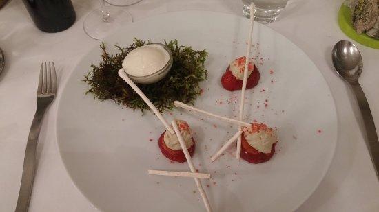 Restaurant Le Fantin Latour: 20170603_214651_large.jpg