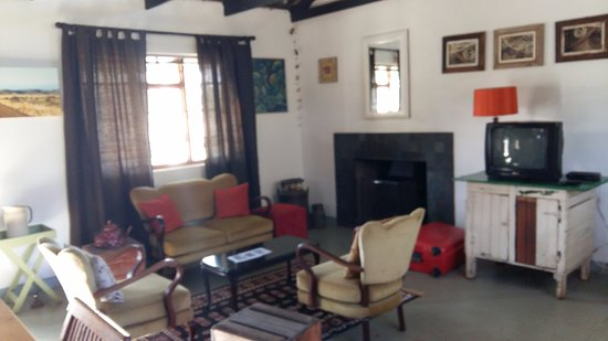 Bethulie, South Africa: Living area