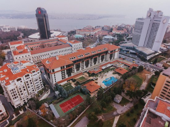伊斯坦堡君悅飯店照片