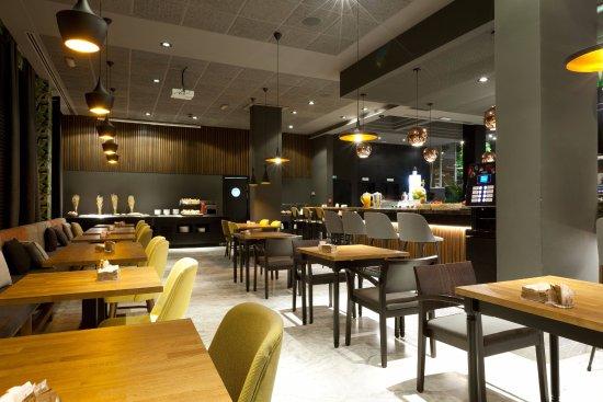 Comedor restaurante - Picture of Restaurant Malcom and Barret ...