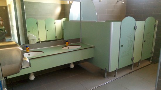 Bagno per i bambini picture of firenze camping in town florence