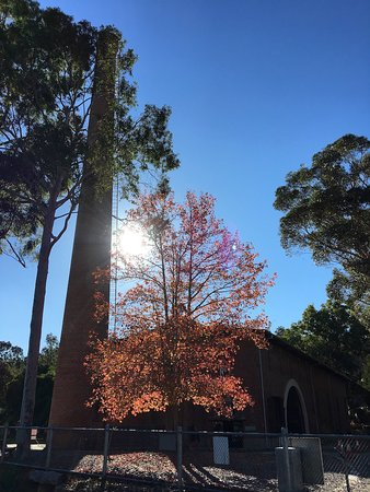 Mundaring, Αυστραλία: Old chimney in perfect condition