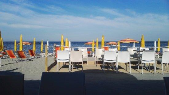 Lido di Pomposa, Italie : Spiaggia