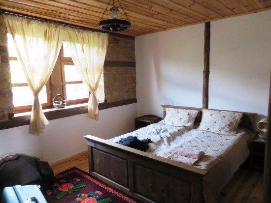 Leshten, Βουλγαρία: Dopplzimmer (Bad nicht im Bild)