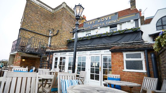 The Dove at Hammersmith