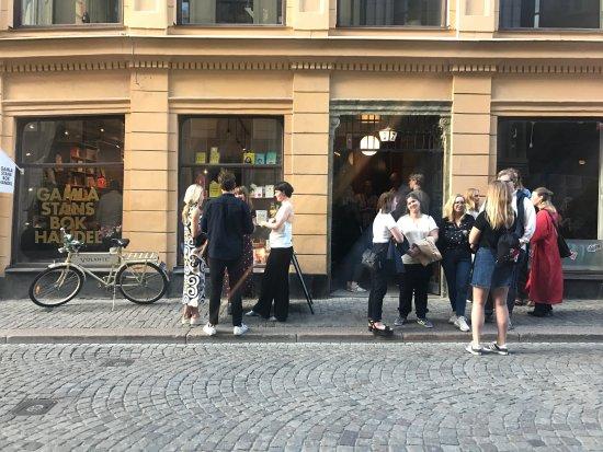Gamla stans bokhandel
