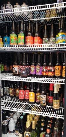 Bodega Sa Xarxa: extensísima carta de cervezas artesanas