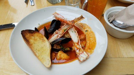 Jack Sprat Restaurant: 20170604_173015_large.jpg