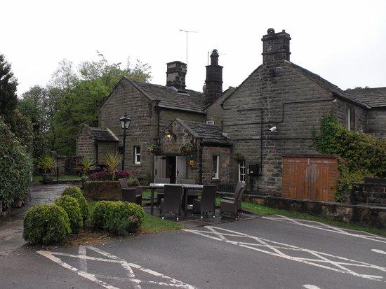 Innkeeper's Lodge Hathersage, Peak District Photo