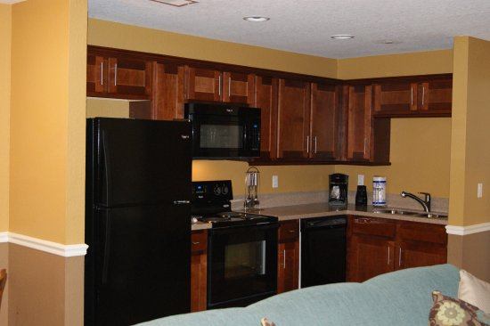 Holiday Inn Club Vacations Orlando Breeze Resort: 1-bed kitchen area