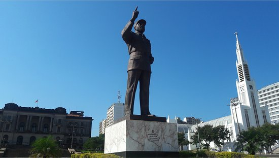 Maputo Free Walking Tour
