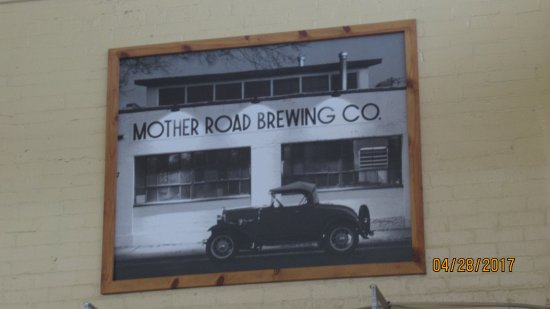 Mother Road Brewing Company: ..................