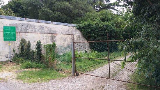 Battaglia Terme, Italy: Ingresso