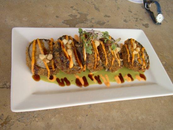 Roy's Waikiki Beach: More yummy food at Roy's.