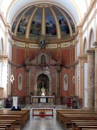 Parroquia de la Anunciacion, Berja   © Robert Bovington