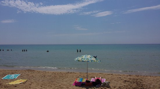 Cassibile, Italy: Spiaggia del gelsomineto