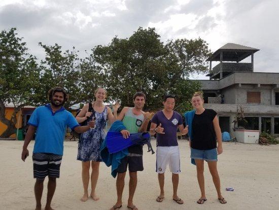 Guraidhoo: Manta Divers