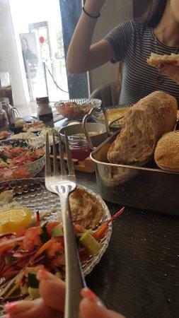 Dimona, Israel: bread