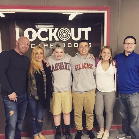 Lockout Escape Room