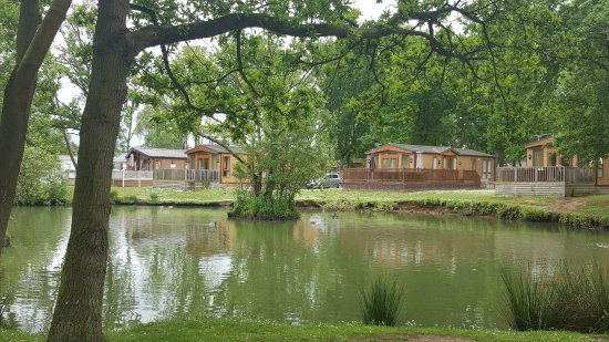 Sutton on the Forest, UK: Goosewood Holiday Park
