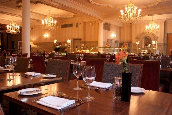 Palette Restaurant Rembrandt Hotel