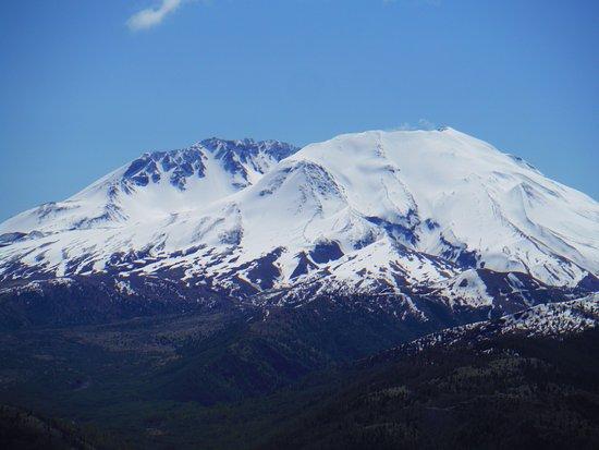 Castle Rock, WA: Mt. St. Helens