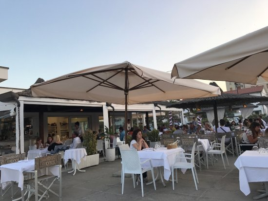 Ristorante bar bagno venere dei mille 24 44029 porto garibaldi comacchio billede af - Bagno venere porto garibaldi ...