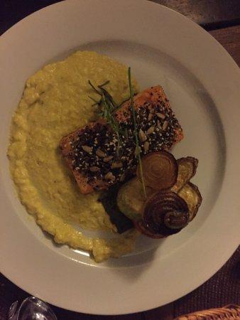 Restaurante Naipi: Salmon