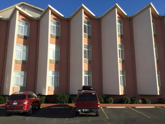 Ocean Shores, WA: MorningGlory Hotel.