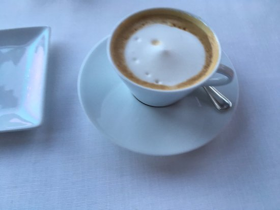 Santpoort-Noord, Pays-Bas : Cappuccino