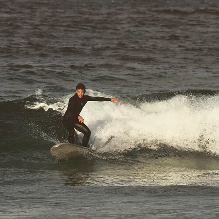 Australian Surf Tours: my first time ever surfing my own wave!!