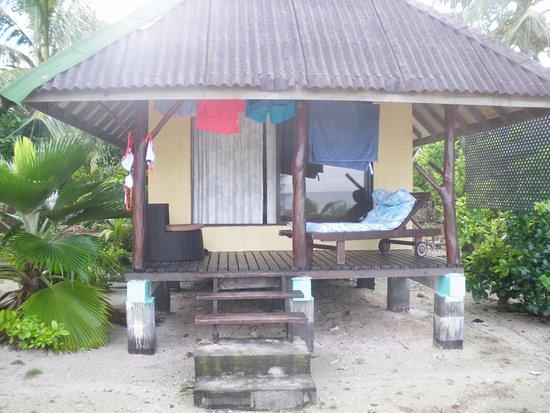 Pension Cecile : le bungalow