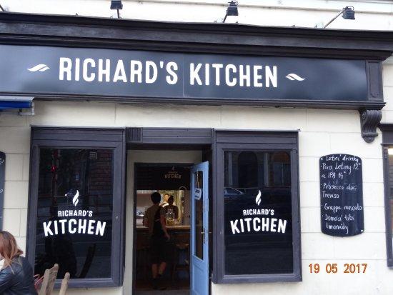 Letiny Ipa Picture Of Richards Kitchen Prague Tripadvisor
