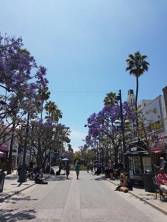 Third Street Promenade: Promenade