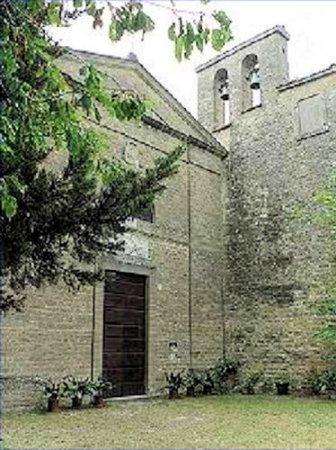 Rocca San Casciano, Italy: Abbazia San Donnono in Soglio - Vista