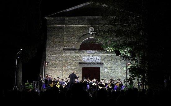Rocca San Casciano, Italy: Abbazia San Donnono in Soglio - Concerto Estivi