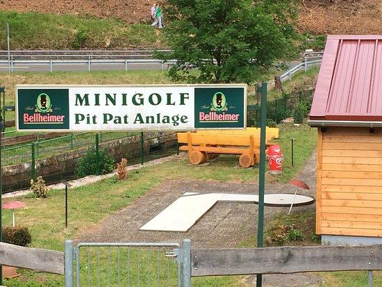 Minigolf & Pit Pat Anlage