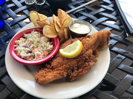 Travelers Rest, Carolina del Sur: Fish and Chips