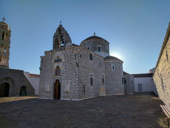 Profitis Ilias Monastery Hydra