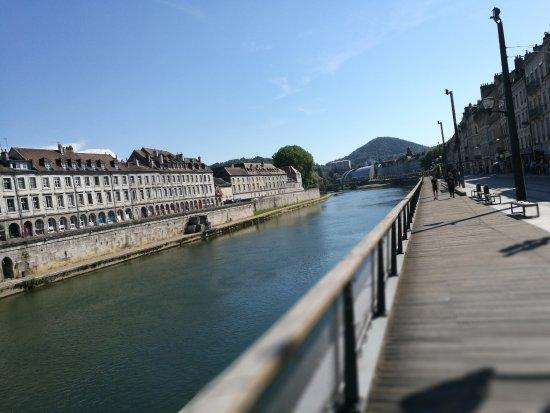 Quai vauban photo de quai vauban besan on tripadvisor for Agence vauban besancon