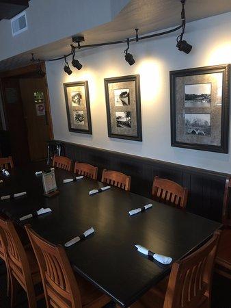Green Lake, WI: Dining Room