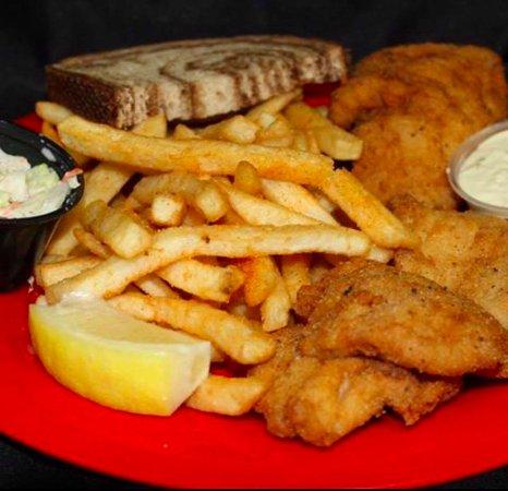 Green Lake, WI: Friday Fish Fry