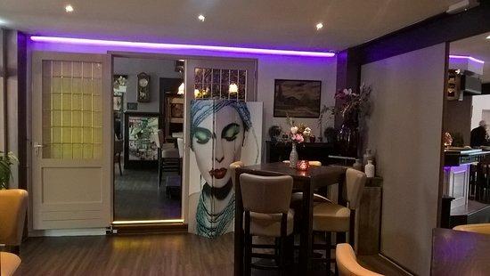 Decoratie foto van hotel restaurant cafe houben nunhem