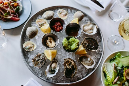 Hastings on Hudson, NY: oysters & clams