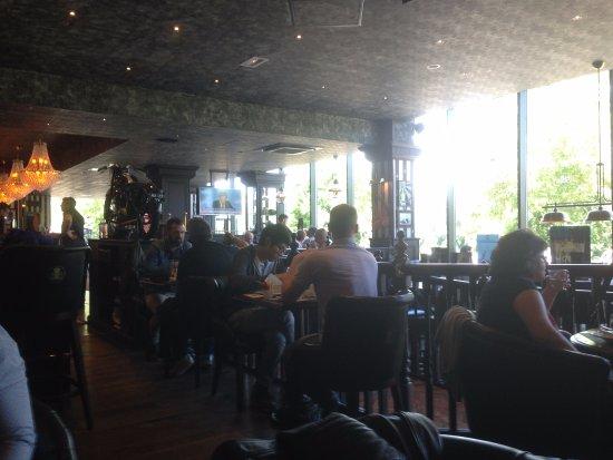 English Pub Restaurant Au Bureau Nantes Picture of Au Bureau