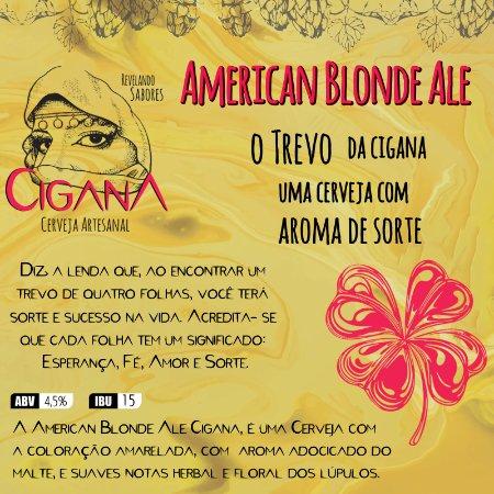Jaboticabal, SP: Blonde