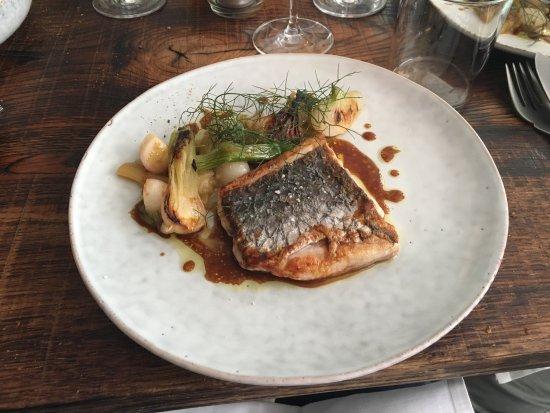 Poisson picture of restaurant belle maison paris tripadvisor - Restaurant poisson grille paris ...