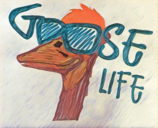 Goose Blind Grill & Bar : Goose Life