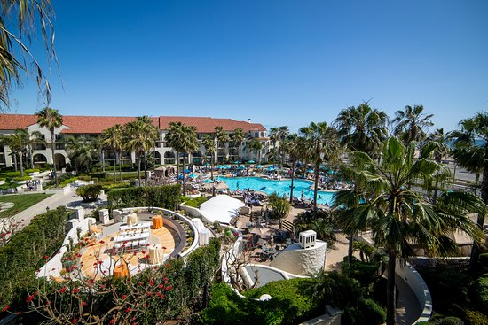 Hyatt Regency Huntington Beach Resort Spa Overview Of New Nautilus Deck And Mankota S Pol