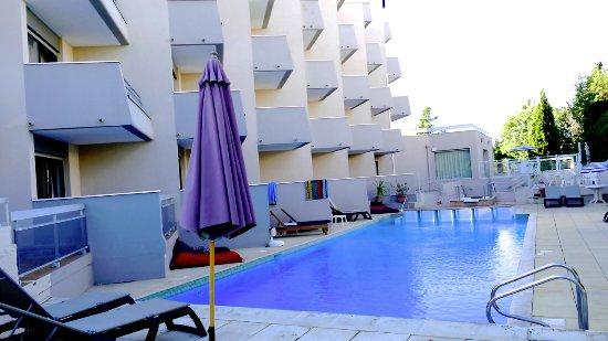 Hotel Brise de Mer : Piscine